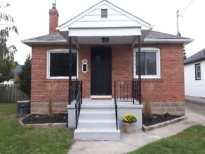 St Catharines - Newly Renovated 3 bed/2bath house