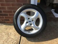 Ford Mondeo ST 24 Alloy Wheel