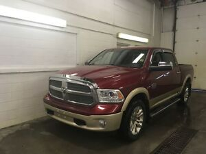 2013 Ram 1500 Laramie Longhorn   - Bluetooth -  remote start