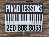 Piano Lessons in Lake Country