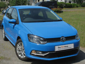 Volkswagen POLO 1.4 TDI SE 2015 Bluemotion Tech 5-dr : 27k mi