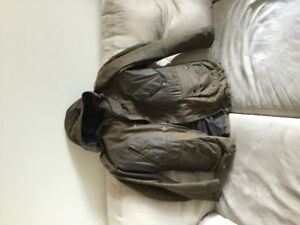 Barbour/J.Crew Jacket Olive Size Large