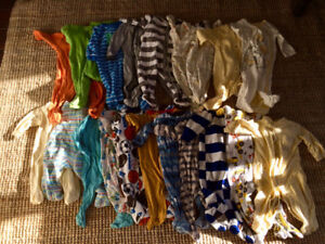 Baby Boys Size 3-6 Month Lot