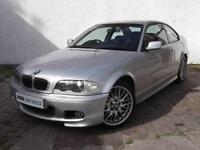 BMW 325Ci SPORT COUPE, SEPTEMBER '17 MOT, EXCELLENT HISTORY, MANUAL GEARBOX