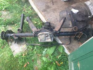 Ford 8.8 rear end axle mustang 4.10 Kingston Kingston Area image 1