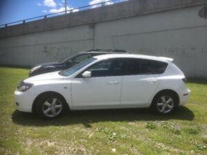 Mazda  3   2009    Garantie  1  ans