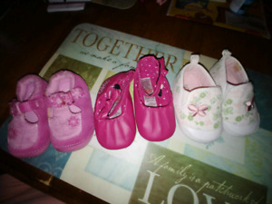 Baby Shoes Sz 2