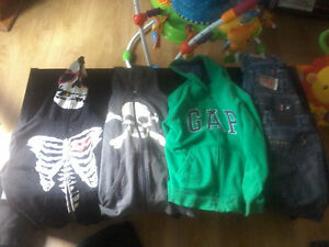 Boys size 12 name brand clothing, great for back to school