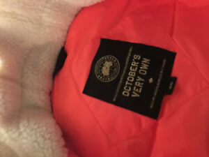 All new OVO*Canada Goose bomber