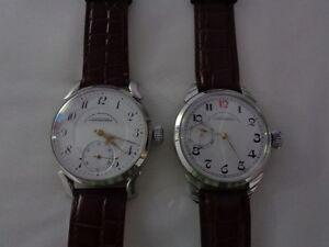LOT OF 2 PIECES GERMAN MADE AUTHENTIC ALANGE & SOHNE WATCH