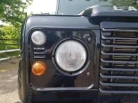 Land Rover Defender 90 Hard Hard Top Light 4X4 Utility 2.4 Manual Diesel