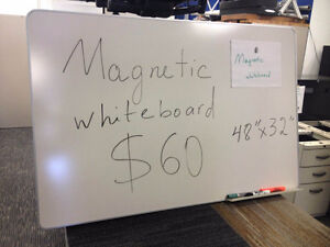 Magnetic Whiteboards & Corkboard Starting From $20