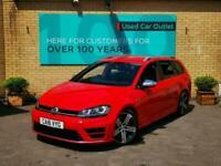 2016 Volkswagen Golf 2.0 TSI R 5dr DSG Estate Auto Estate Petrol Automatic