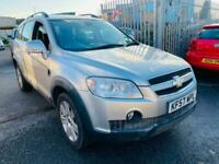 CHEVROLET CAPTIVA AUTOMATIC 2.0 DIESEL 7 SEATERS LEATHER DRIVES NICE CLEAN CAR