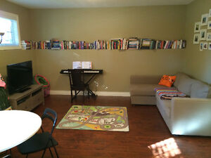 Bright and New Basement Suite