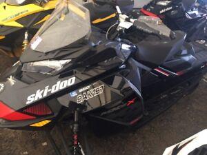 2017 Ski-Doo MXZ-X 850