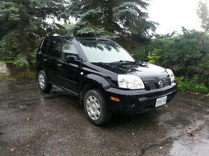 2006 Nissan X-trail SUV, Crossover