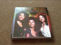 """The Three Degrees 12"""" Vinyl Album"""