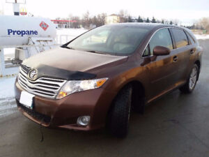 Brand new Winter Tire/ Safety 2009 Toyota Venza/AWD,SR,b/Camera