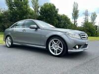 2010 Mercedes-Benz C250 CDI 201 BHP *** GENUINE SPORT EDITION *** AUTOMATIC ***