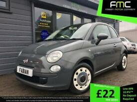 2012 Fiat 500 0.9 ( 85bhp ) TwinAir Colour Therapy *Service History - Free Tax*