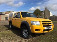 2008 (58) Ford Ranger 2.5 TDCi Double Cab 4x4