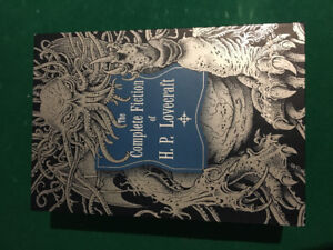 The Complete Fiction of H.P. Lovecraft (Book)