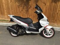 Gilera runner st125 2011 Limited edition