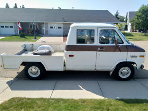1972 GMC Rally Van Conversion