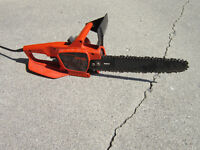 SMALL ELECTRIC CHAIN SAW