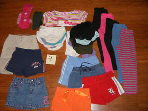 Girls size 4, 5 clothes