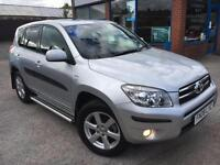 Toyota RAV4 2.2 D-4D XT-R DIESEL 4X4 1 OWNER*FULL SERVICE HISTORY SORRY NOW SOLD