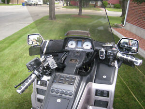 1998 Goldwing 1500 SE USA Model    68000 miles