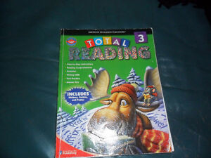 grade 3 total math total reading & grade 3 & 4 clue finders cd