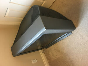 Free TV if you can transport it out London Ontario image 2