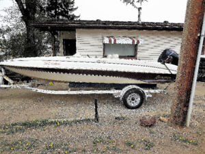 2001 21 ft Scorpion Stinger 115 fuel injected Evinrude