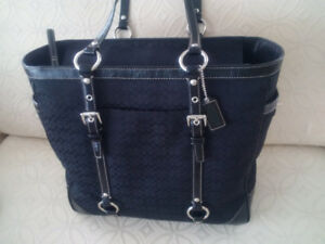 COACH Tote Bag - Excellent to New Condition