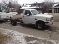 1995 Ford F-150 1/2 ton Pickup Truck