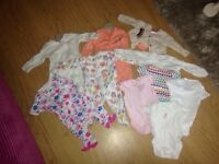 Next sleepsuits and mamas & papas / mothercare