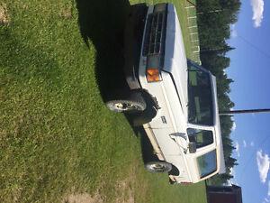 1988 Ford Bronco Pickup Truck
