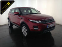 2012 62 RANGE ROVER EVOQUE PURE SD4 ESTATE 1 OWNER SERVICE HISTORY FINANCE PX