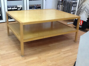 NEED GONE ASAP Display Storage Table (x2)