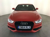 2014 64 AUDI A4 S LINE BLACK EDITION TDI DIESEL 1 OWNER SERVICE HISTORY FINANCE