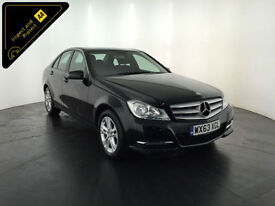 2013 63 MERCEDES-BENZ C220 EXECUTIVE SE CDI 1 OWNER SERVICE HISTORY FINANCE PX