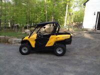 CAN am commander 800