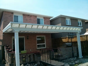 Protect your patio with a  Patio Covers,Pergolas,Clear Roofs Oakville / Halton Region Toronto (GTA) image 6