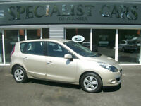 Renault Scenic 1.5dCi ( 106bhp ) Dynamique Tom Tom