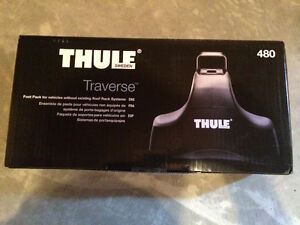 Thule Traverse Roof Rack System