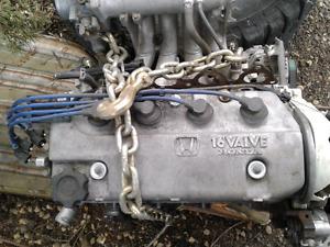 Honda 16 valve motor