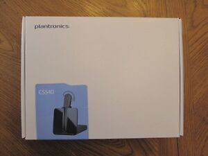 BRAND NEW CS540 Plantronics Wireless Headset